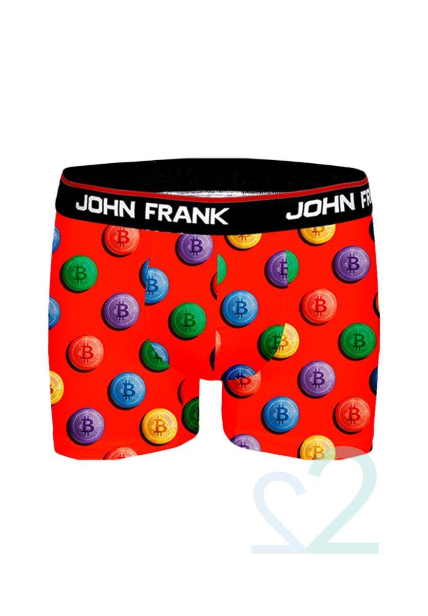 Boxer Christmas Crypto Coins John Frank