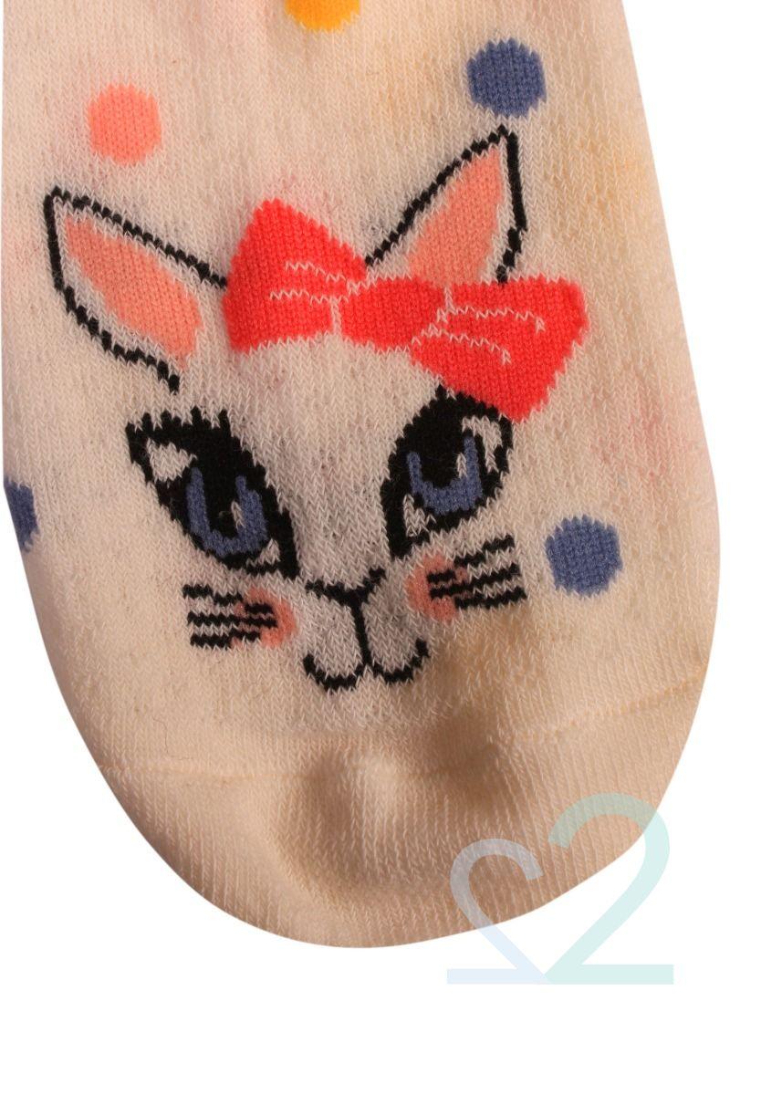 Σοσόνια γυναικεία Cute Bunny 3 τεμ.