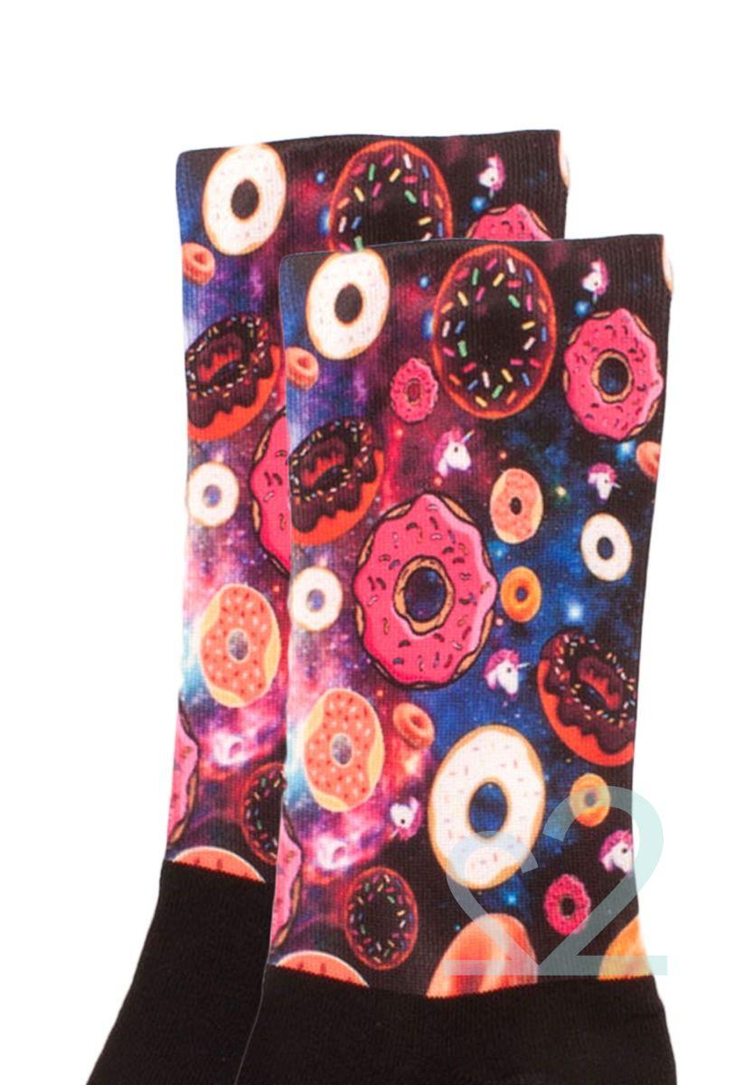 Κάλτσες ανδρικές Printed Donut World