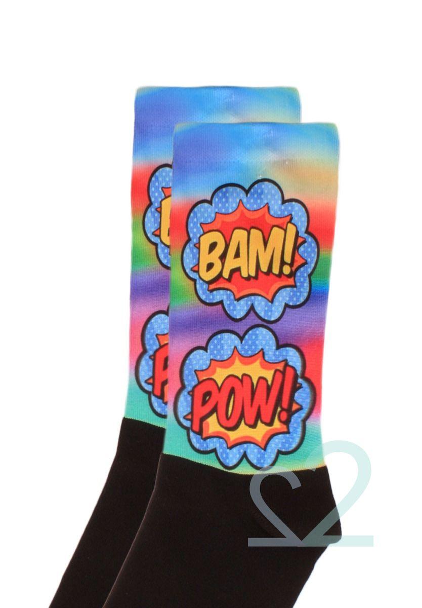 Κάλτσες ανδρικές Printed Boom