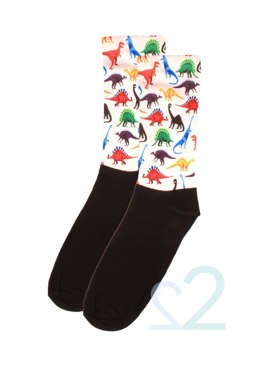 Κάλτσες ανδρικές Printed Planet Dino