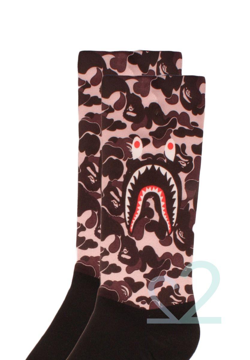 Κάλτσες ανδρικές Printed Crazy Face